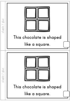 2D Shapes Square Emergent Reader