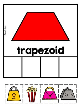 2D Shapes: Trapezoid