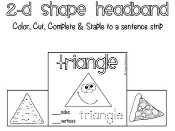 2D Shapes Unit {Common Core Aligned}