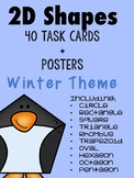 2D Shapes - Winter Theme