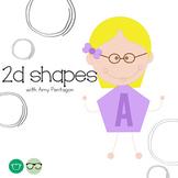 2D Shapes Worksheet