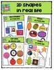 2D Shapes in Real Life BUNDLE {P4 Clips Trioriginals}