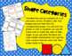 2D and 3D Shape Activities for K-2
