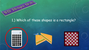 2D and 3D Shape Properties