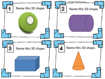 2D and 3D Shape Scoot