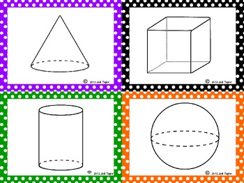 2D and 3D Shapes Center