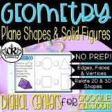 2D and 3D Shapes Digital Activities for Google Classroom D