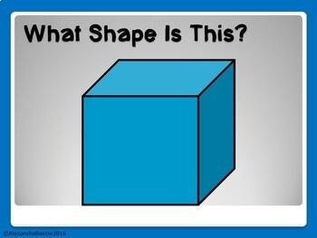 2D and 3D Shapes PowerPoints Bundle