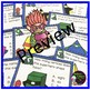 2D and 3D Task Cards  (Superhero Theme)