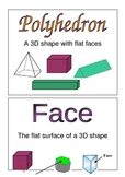 2D and 3D shape attribute display