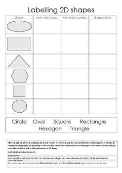2d shape assessment piece by julia di pietro teachers pay teachers. Black Bedroom Furniture Sets. Home Design Ideas