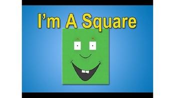 2D shape songs for kindergarten