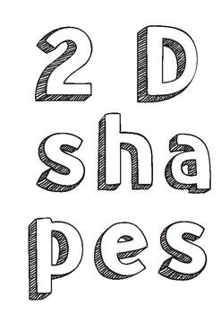 2D shapes Display