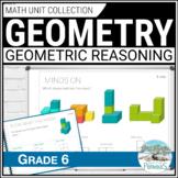 2D/3D Geometry Unit - complete math unit (grade 6)