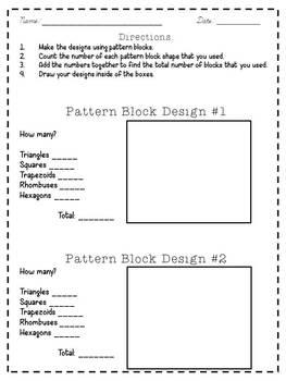 Geometry: 2D & 3D Shapes Unit