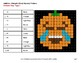 2-Digit + 1-Digit Addition - Color-By-Number PUMPKIN EMOJI Mystery Pictures