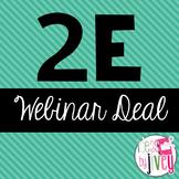 2E Webinar Deal