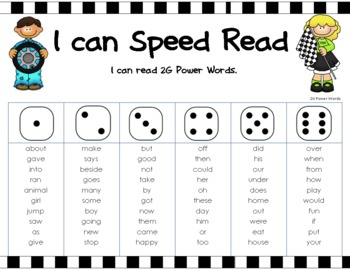 2G I Can Speed Read