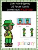 2G Power Word Leprechaun Wanted