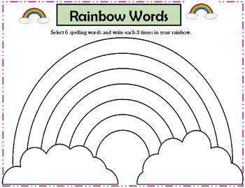 Word Work & Activities **BUNDLE 1**