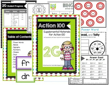 Action 100 2G Supplemental Bundle