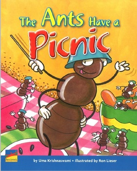2G The Ants Have a Picnic - AUDIO FILE - Decker ESL Book Study