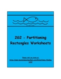 2G2 - Partitioning Rectangles Worksheets