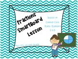 2.G.3 Fractions Smartboard Activity