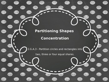 2.G.A.3 Partitioning Shapes Concentration