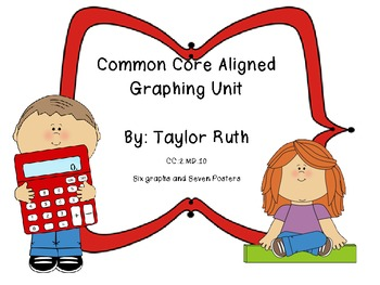 2.MD.10-- Common Core Aligned Graphing Unit