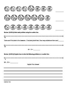 2 md 8 money 2nd grade common core math worksheets 1st 9 weeks. Black Bedroom Furniture Sets. Home Design Ideas