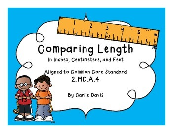 2.MD.A.4 Comparing Length