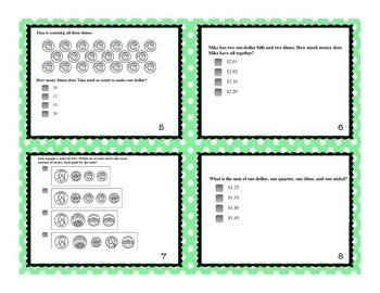 2.MD.C.8 Task Cards