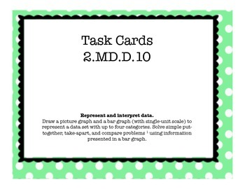 2.MD.D.10 Task Cards