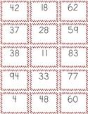 2NBT1 Bilingual Place Value Cards