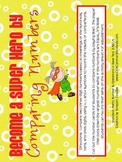 2.NBT.4 Second Grade Common Core Worksheets, Activity, and Poster