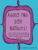 2.NBT.5 Center Game: Adding Two-Digit Numbers