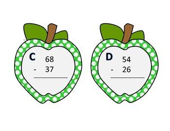 2.NBT.5 Subtraction Scoot