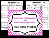 2.NBT.7 Add Two 2-Digit Numbers & Add Two 3-Digit Numbers Smartboard Practice