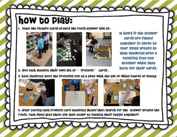 2.NBT.7 Subtraction with Regrouping {Picture Hunt}