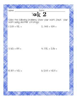 2.NBT.7 Tasks
