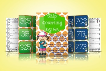 2.NBT.A.2 Skip Counting by 2s, 5s, and 10s to 1,000