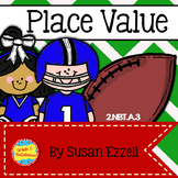 Place Value, Standard Form and Expanded Form {2nd Grade -