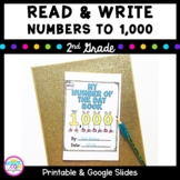 2.NBT.A.3- Read and Write Numbers to 1,000 (2nd Grade)
