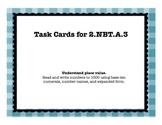 2.NBT.A.3 Task Cards
