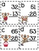 2.NBT.B.5 Subtracting 2 Digit Numbers Valentine Scoot Game