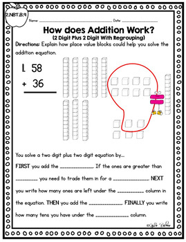 How Does Addition and Subtraction Work?- 2.NBT.B.9 (Second Grade)