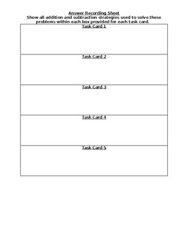 2OA.1 Task Cards