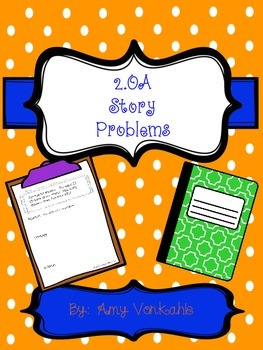 2.OA Story Problems