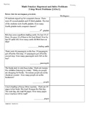 (2.OA.1) Word Problems -[2 Step]2nd Grade Common Core Math